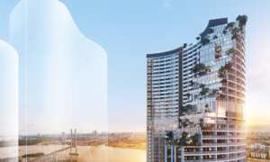 Privileges await elite homeowners at Babylon Tower