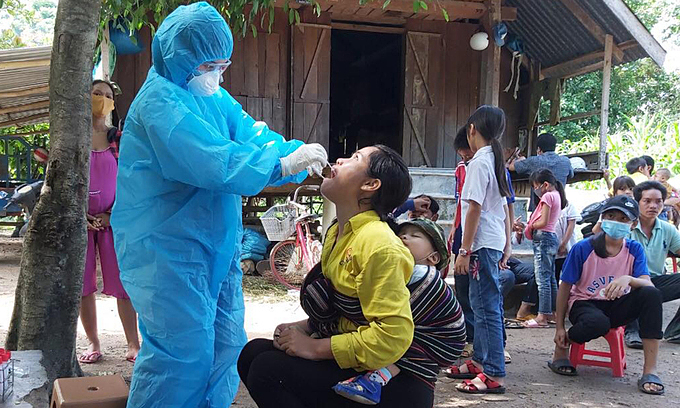 Diphtheria infections soar to 93 in Central Highlands