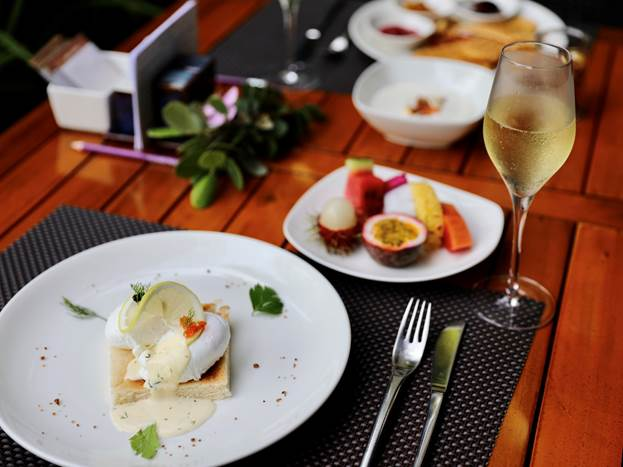 Experience discerning chic sparkling breakfast on Phu Quoc - 3