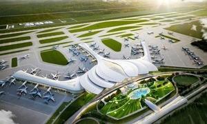 Long Thanh Airport land acquisition falls behind schedule