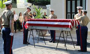 Vietnam repatriates American soldier's remains in Hanoi