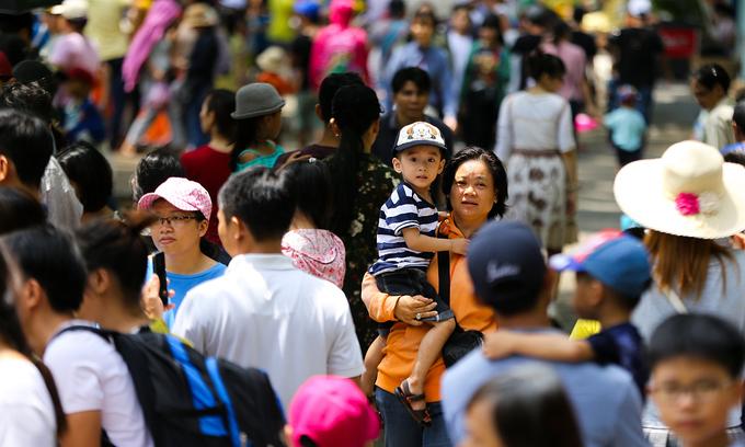 Vietnam population might peak 10 years earlier than UN forecast: Lancet study