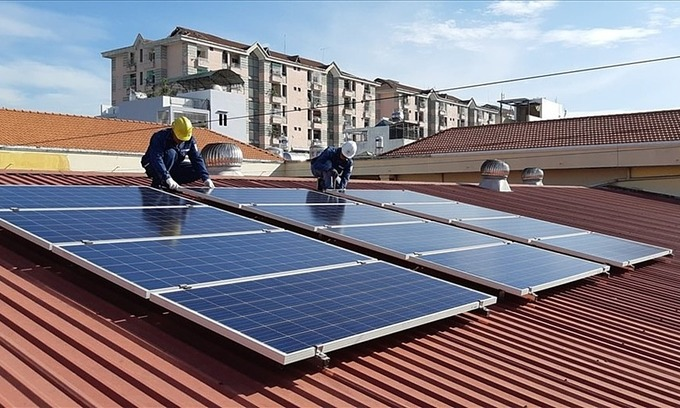 Rooftop solar power, an idea whose time has come in Vietnam