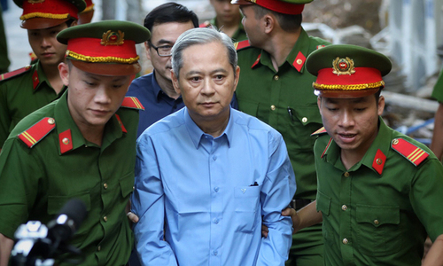 Expel former HCMC deputy chairman from Party: inspectors