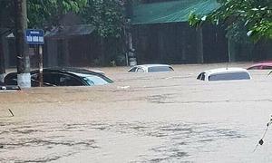 Floods, landslides kill five in northern Vietnam