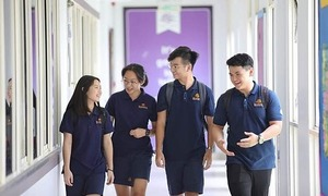 International school focuses on developing students holistically