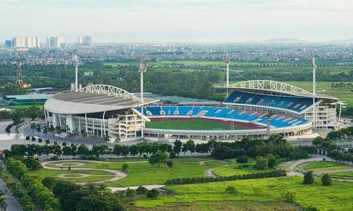 Three stadiums to host 2021 SEA Games men's football in Vietnam