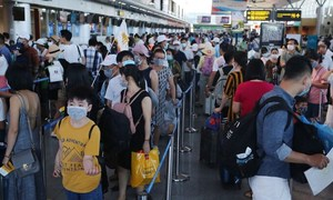 Da Nang stops receiving repatriation flights