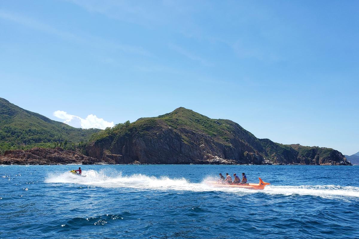 Hon Kho islet a bespoke Quy Nhon getaway