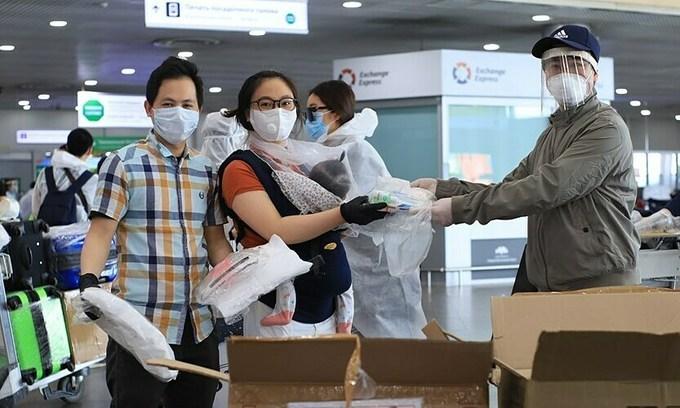 Coronavirus: 5-year-old girl from Russia is Vietnam's 'patient 417'