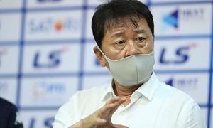 HCMC FC's Korean coach Chung resigns