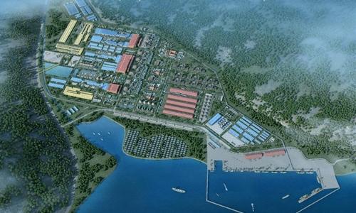 Steel giant dumps plans for $10 bln central Vietnam complex