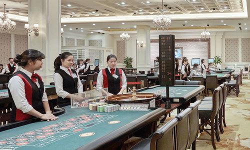 Casino operator RIC posts $2.3 mln loss
