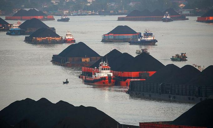 Indonesia eyes Vietnam as it seeks to diversify thermal coal exports