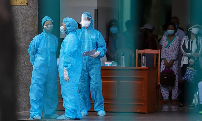 No Covid-19 outbreak outside Da Nang yet: advisory group