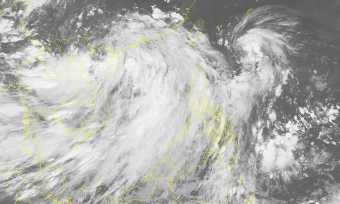 Storm Sinlaku to hit northern Vietnam on Sunday