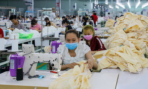 New wave of Covid-19 to threaten still-struggling garment industry
