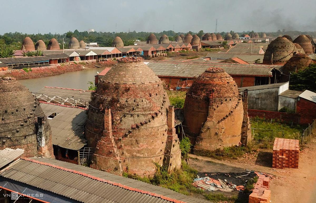 Centenarian Kiln Kingdom A Mekong Delta Cornerstone Vnexpress International
