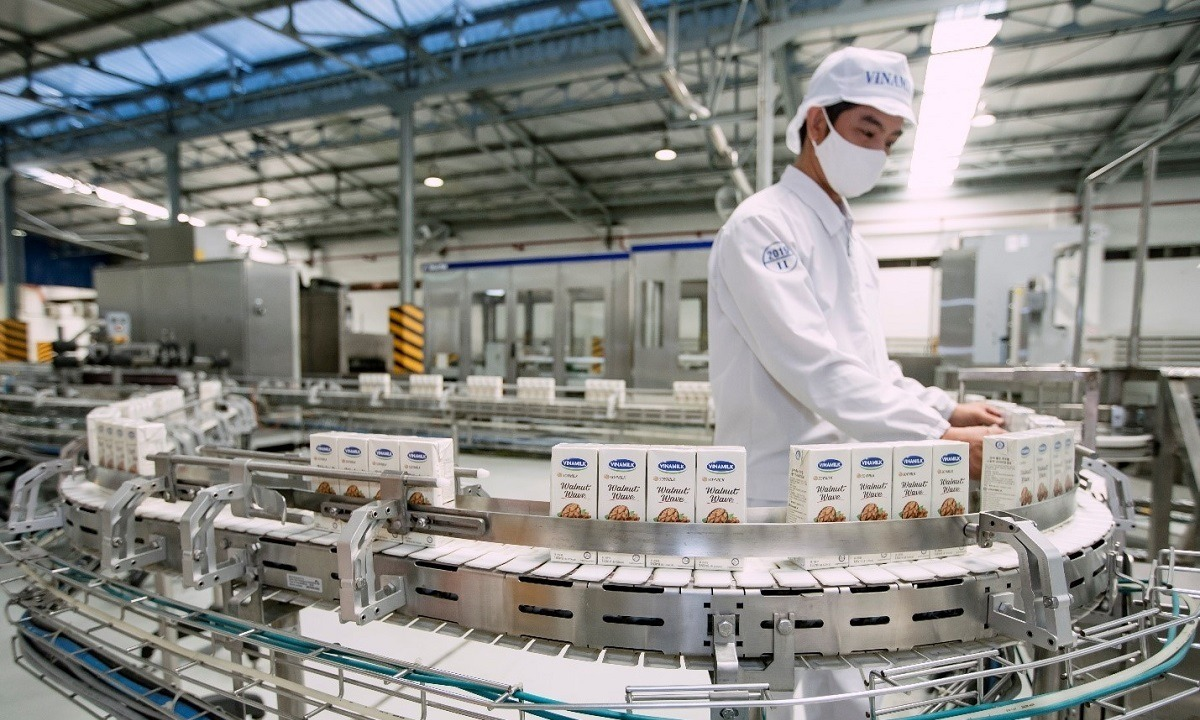 Both domestic and international export activities of Vinamilk in the first half of 2020 had many positive results.