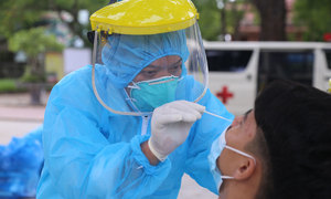 Vietnam records 41 new Covid-19 cases