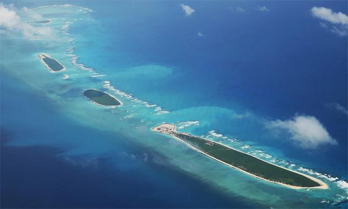 Vietnam dismisses China's new maritime terms at Paracel Islands