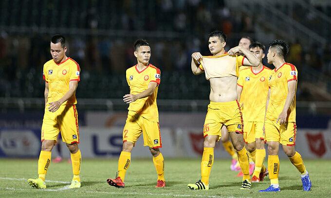 Thanh Hoa FC quit V. League 2020