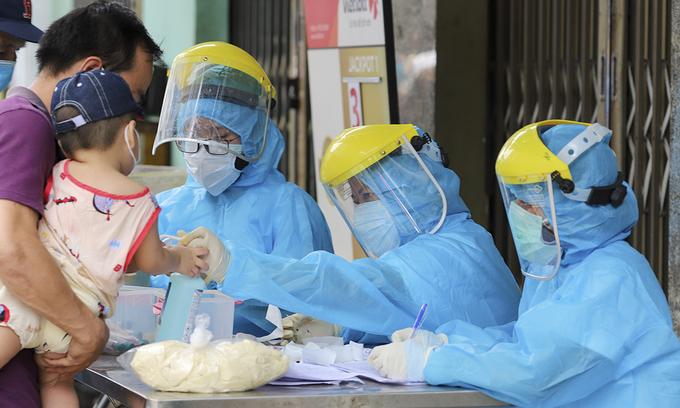 Da Nang native pays for skipping health declaration procedure