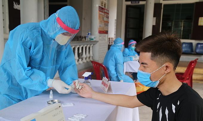 Vietnam records 34 more Covid-19 cases