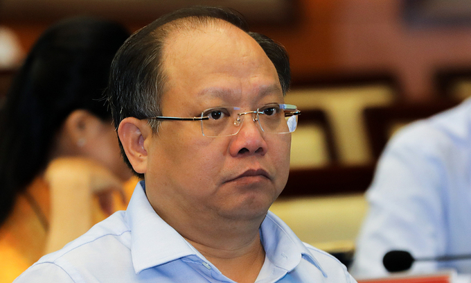 HCMC Party official gets away with formal criticism for violations