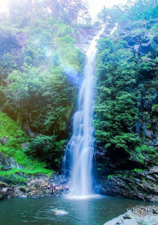 The Yaly Falls. Photo by Xu Kien.