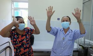Da Nang outbreak sees first patients beat Covid-19