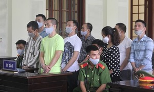 Four drug traffickers sentenced to death in central Vietnam
