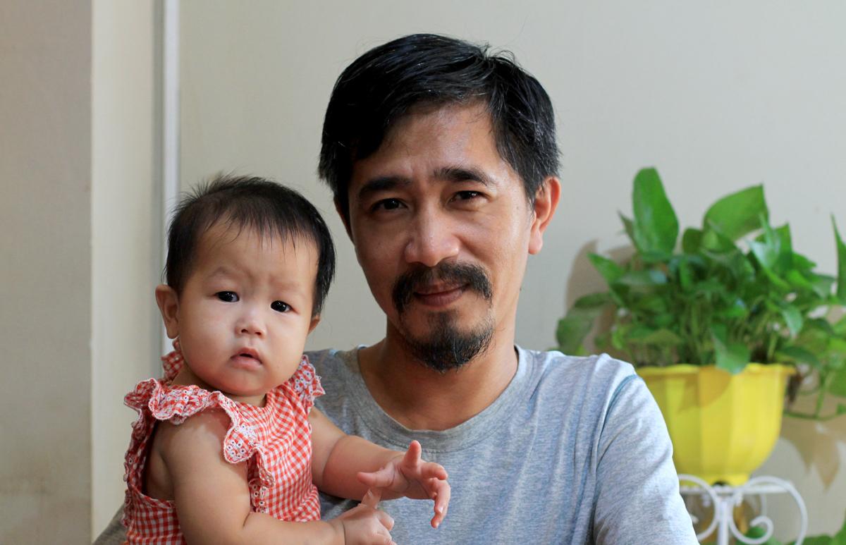 Tuan and Bu. Photo by VnExpress/Phan Duong.