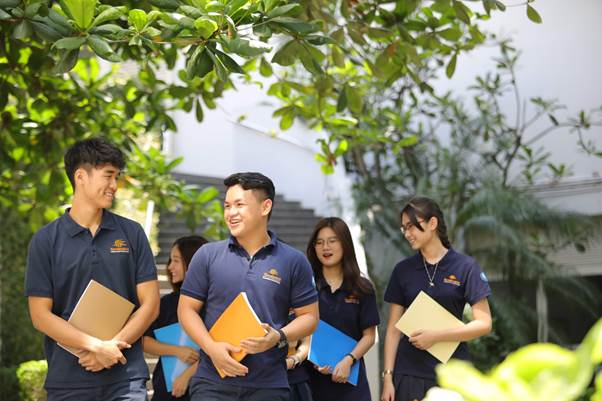 95% of IB students from Renaissance International School Saigon pass the IB Diploma with average scores well above the global average