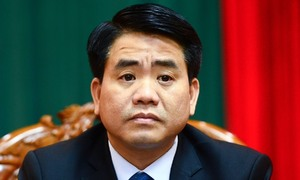 Hanoi chairman slapped with three-month suspension