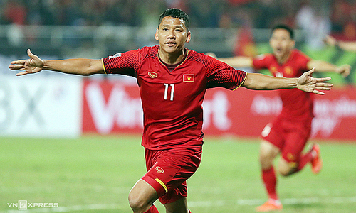 Veteran striker comes out of retirement to join Vietnam national team