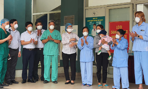 12 patients linked to Da Nang outbreak recover