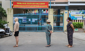 Da Nang fines over 400 for flouting social distancing rules