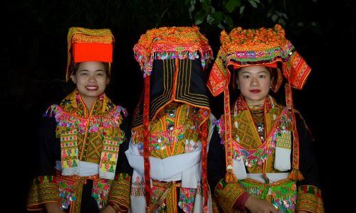 Late night weddings a Yao community staple