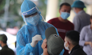 Vietnam reports one more death from Covid-19, six new cases
