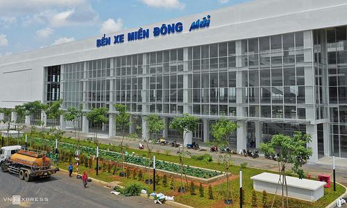 Pandemic delays HCMC bus station shift
