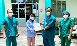 10 Covid-19 patients linked to Da Nang outbreak recover