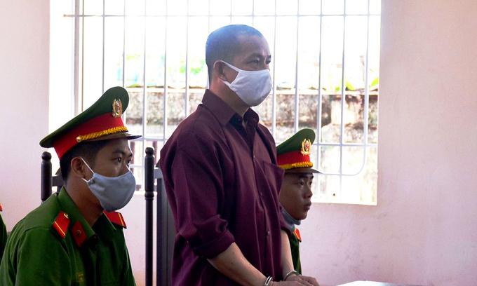 Drug deliveries deliver death sentence for man in southern Vietnam