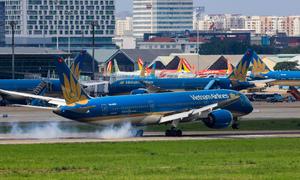 Aviation businesses seek resumption of international flights