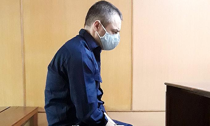Briton jailed for robbing Saigon convenience store