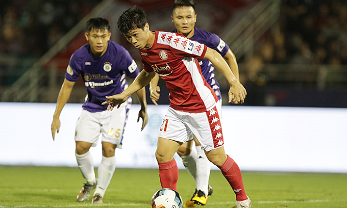 V. League eyes October return