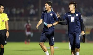 South Korean interpreter pays for V. League misconduct