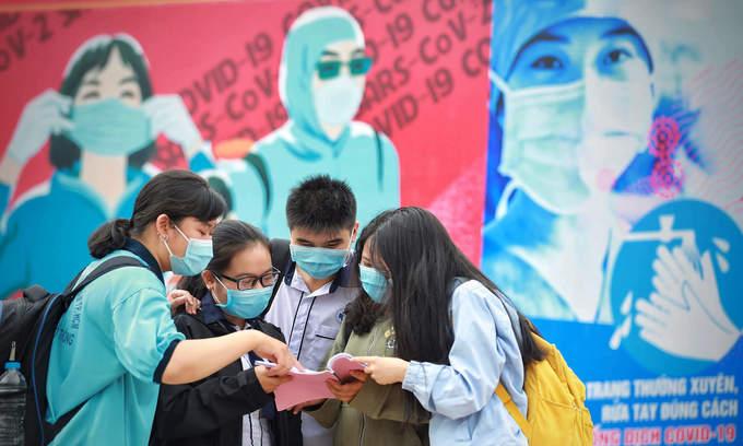 Da Nang to test 12,000 high school examinees for coronavirus