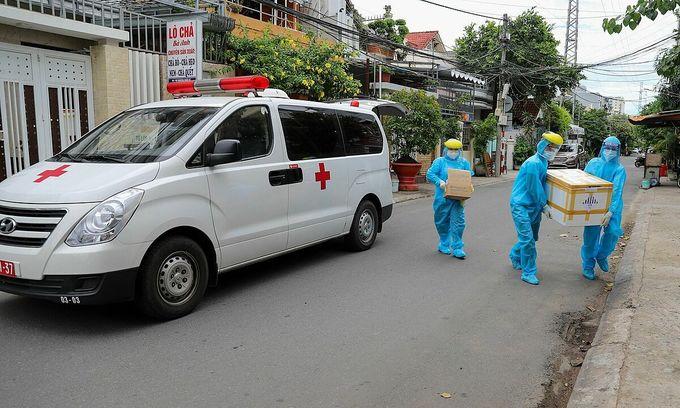 Da Nang reports seven more Covid-19 cases