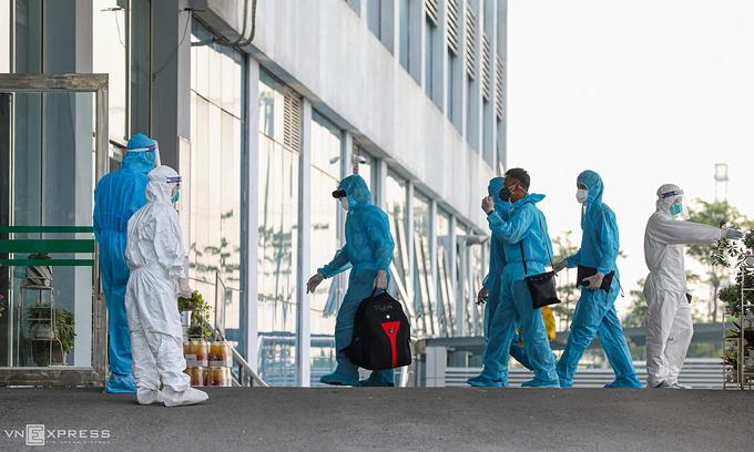 Equatorial Guinea infectee recalls Covid-19 plight, journey home
